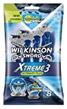 Wilkinson - Rasoi Xtreme 3 Ultimate Plus, 8 pezzi usa e getta