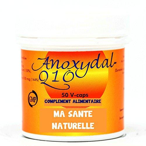 anoxydal-q 10(= anoxydal + Coenzima Q10(30mg)–50Capsule Vegetali