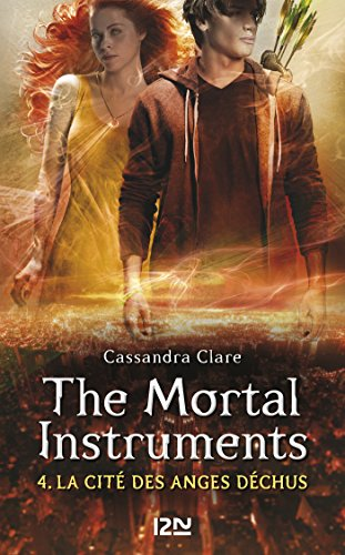 The Mortal Instruments - tome 4 (Pocket Jeunesse) par Cassandra CLARE