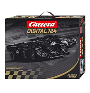 Carrera 20023609 - Digital 124 Classic Speed