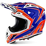 Casque moto airoh Aviator 2.2 Edge Cross Enduro L EDGE BLUE