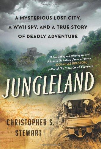 Jungleland by Christopher S. Stewart (2013-01-15)