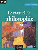 manuel de philosophie terminale es