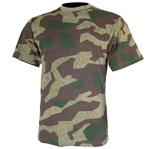 Mil-Tec Leichtes US Army Tarnshirt(Spintertarn/XL)