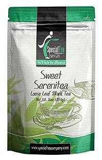 Special Tea Loose Leaf Black Tea, Sweet Serenitea, 16 Ounce