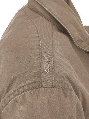 Geox Herren Mantel Man Jacket Beige