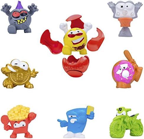 Le rythme cardiaque cardiaque cardiaque est pire que l'action! Smashers – Pack de Figurines (fameuse)   Prix D'aubaine  beaa8f