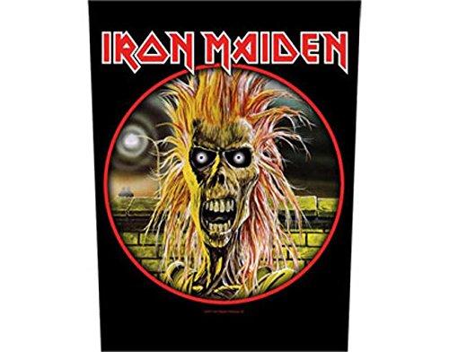 Iron Maiden - First Album - Grande Toppa/Patch
