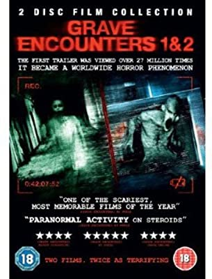 Grave Encounters 1 & 2 Boxset (2 discs) [UK Import]