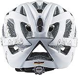 ALPINA Damen Panoma 2.0 Fahrradhelm, White-Prosecco, 52-57 cm