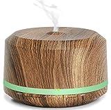 Humidificador Ultrasónico Aromaterapia (Light wood)
