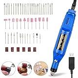 USB Multifunktionswerkzeug, Weeygo Mini-Drehwerkzeug Mehrzweck-Drehzahlmesser mit variabler Geschwindigkeit für DIY-Kreation, 53 Zubehör Set
