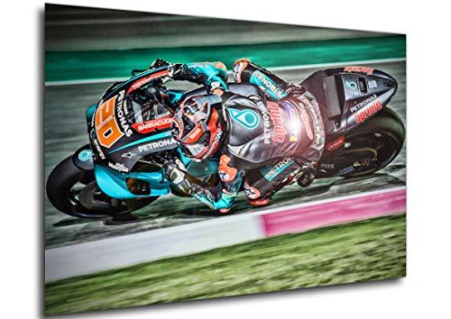 ort - Moto GP - Fabio Quartararo Manifesto 70x50 ()