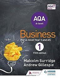 AQA Business for A Level 1 (Surridge & Gillespie)