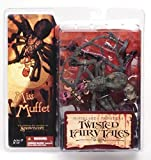 Monsters IV (Twisted Fairy Tales) Miss Muffet