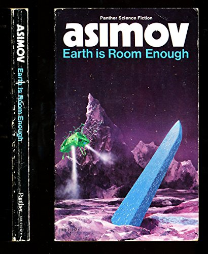 Earth is Room Enough by Isaac Asimov (3-Jun-1905) Hardcover