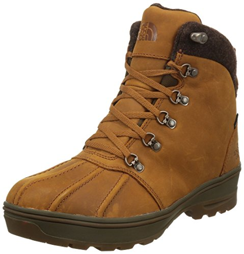 The North Face M Ballard Duck Boot, Bottes de Protection Homme Marron