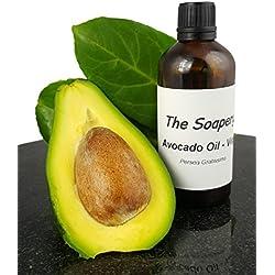 avocado oil Virgin 100ml–pressato a freddo 100% puro