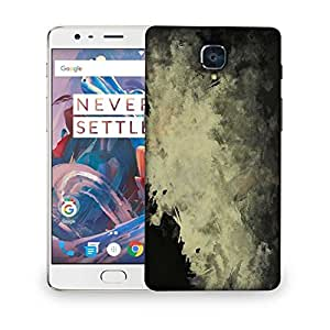 Snoogg Abstract Art Work Designer Protective Phone Back Case Cover For OnePlus 3