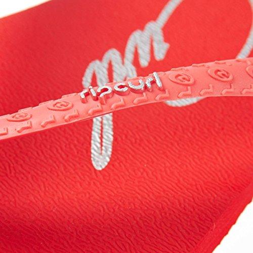 Rip Curl Bondi 3 Very Berry, Sandales femmes Rojo (Rouge)