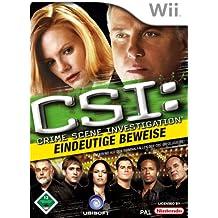 Ubisoft CSI Hard Evidence Nintendo Wii™ - Juego (DEU)