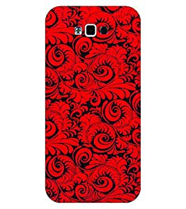 Voodoo Printed Back Cover For Samsung Galaxy A3