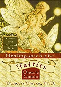 Healing With The Fairies Oracle Cards: Heal Your Life with Help from the Fairies (Large Card Decks)