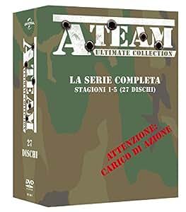 A-Team Boxset Stagioni 1-5 (27 DVD)