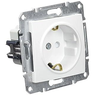 Schneider ELEC ppm–WFP 3010–Schuko 16A 250V weiß