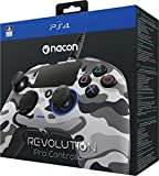 Manette Révolution Controller grise camouflage Nacon pour PS4