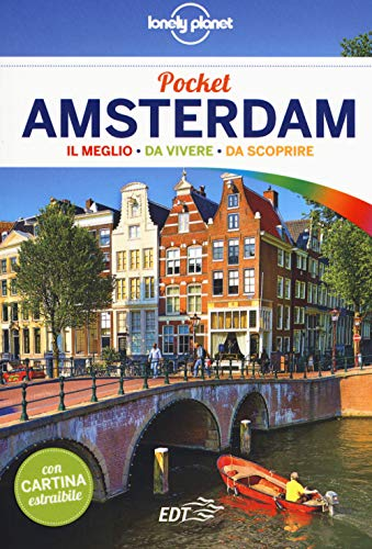 Amsterdam. Con cartina (Guide EDT/Lonely Planet. Pocket) por Catherine Le Nevez