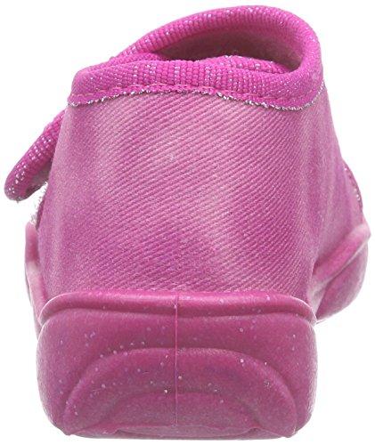 Hausschuhe Puppe Maxi M盲dchen Fischer Flache Hausschuhe Pink M盲dchen Rot Puppe Fischer 304 Maxi Flache qf6xvWwTE