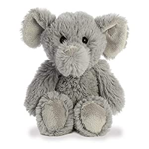 Aurora World 34200 - Peluche de Peluche, Color Gris, 20,3 cm
