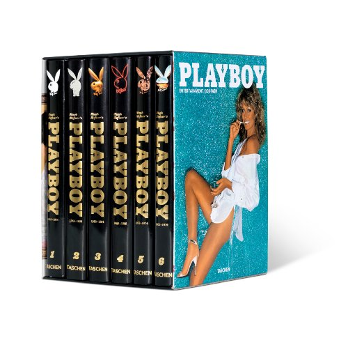 VA-PLAYBOY BOX F par HUGH MARSTON HEFNER