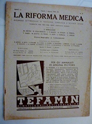 la-riforma-medica-giornale-settimanale-di-medicina-chirurgia-e-scienze-affini-anno-lii-napoli-1-agos