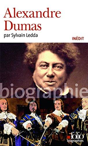 Alexandre Dumas par Sylvain Ledda