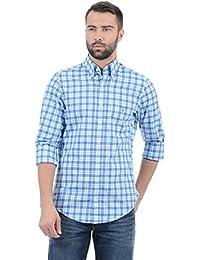 Gant Men Blue Casual Shirt