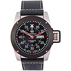 """'Torpedo """"Goal 15Time Under Automatic Military Watch TP 15.4LE"""