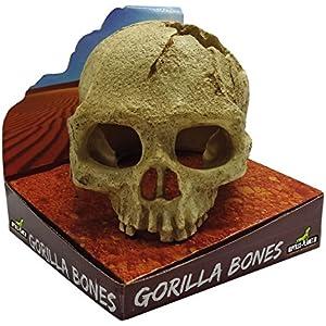 Reptiles Planet Habitat-Dekoration Gorilla Bones