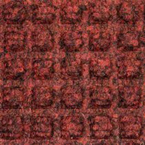 Andersen 411–155–32i26–5i reinigen Stride Matte mit Teppich, Polypropylen, für Innen, 81,3cm Länge x 26–1/5,1cm Breite, Rot/Schwarz