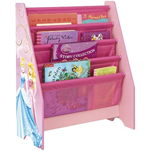 Princesas Disney 470DIR - Estantería infantil, color rosa
