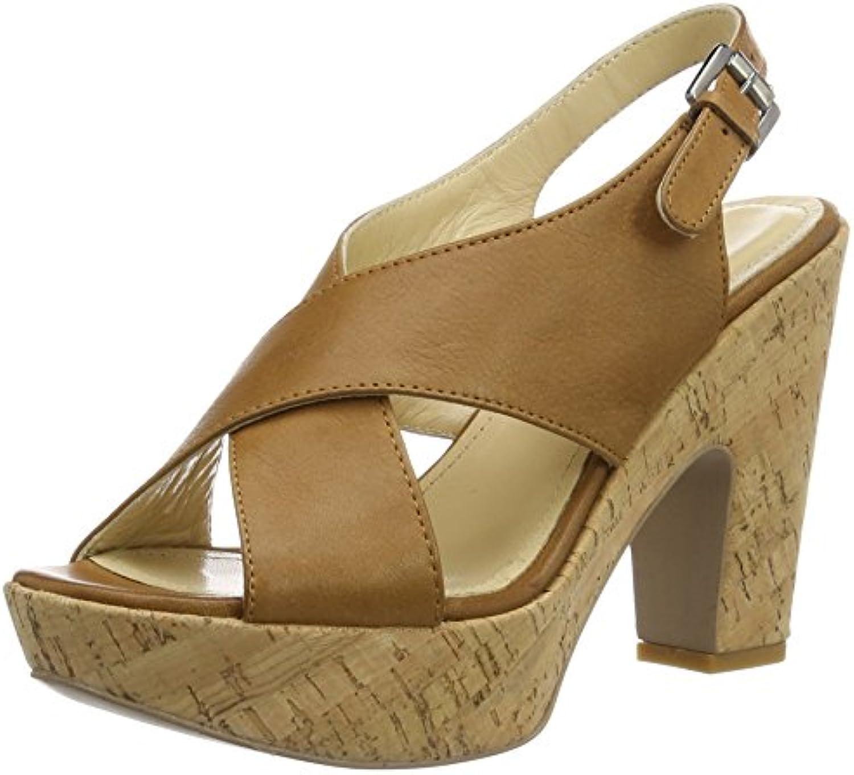 GARDENIA COPENHAGEN Damen Sandal Plateau 2018 Letztes Modell  Mode Schuhe Billig Online-Verkauf