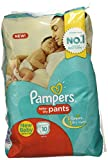 #4: Pampers Pants Diapers for New Born (10 Count)