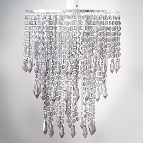 clear-3-tier-acrylic-bead-shade-light-lamp-shade-home-lighting-chandelier