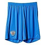 adidas Herren Trikot/Auswärts-Shorts Russland Replica, Royal Blau/weiß, S, AA0371