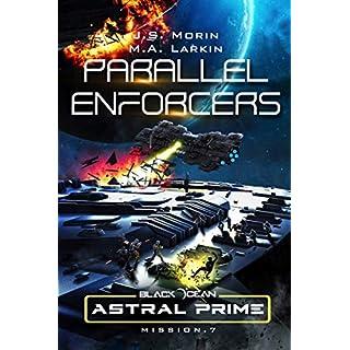 Parallel Enforcers: Mission 7 (Black Ocean: Astral Prime) (English Edition)