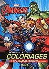 Marvel - Avengers - Mon livre de coloriages + un grand poster