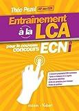 Entraînement à la LCA pour le nouveau concours ECNi...