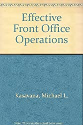 Effective Front Office Operations