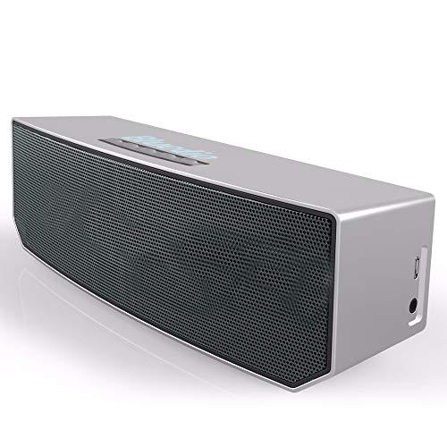 CITW Mini Bluetooth Lautsprecher Tragbarer Drahtloser Lautsprecher Sound System 3D Stereo Musik Surround High Power Mini Audio Auto Subwoofer